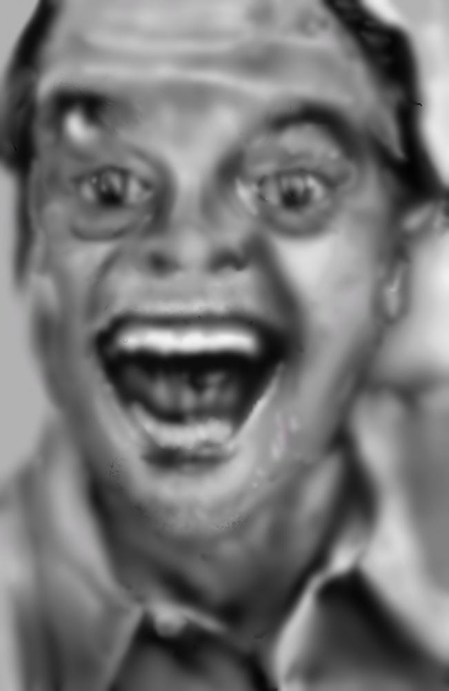 Jack Nicholson par Zilmari